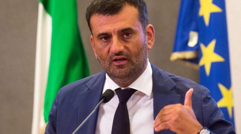 Antonio Decaro - presidente Anci