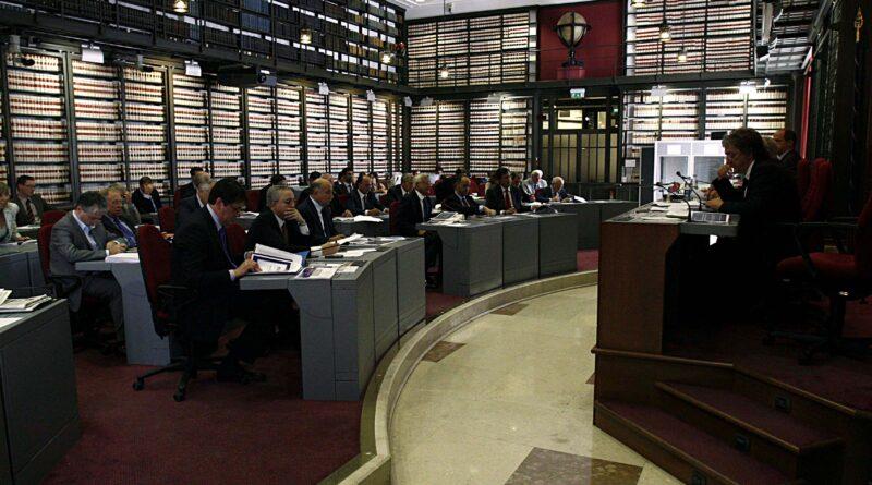 Commissione bilancio Camera